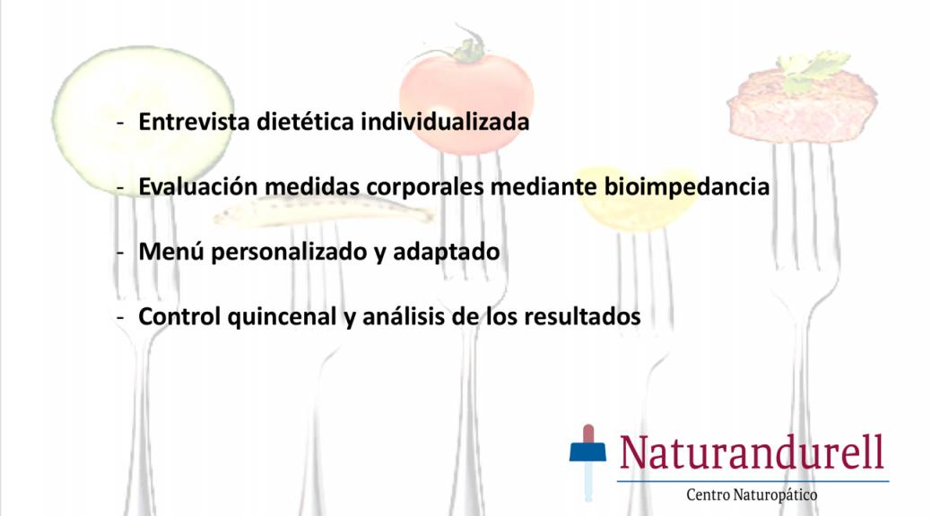 Web dietetica